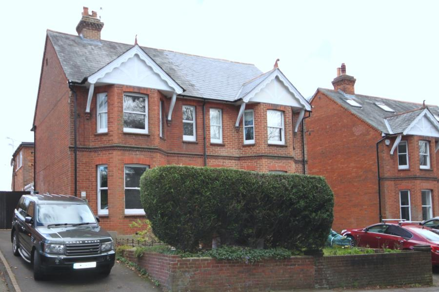 Firgrove Hill property
